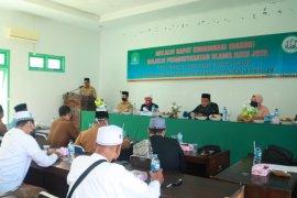Buka Rakor MPU Aceh Jaya, ini harapan Bupati kepada Ulama