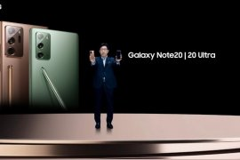 Samsung Galaxy Note 20 resmi dijual di Indonesia