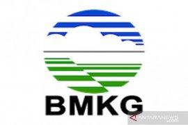 BMKG: Waspada terjadi hujan petir di empat wilayah Jakarta