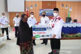 34 KPM di Kandangan dan Sungai Raya terima bantuan rumah sejahtera