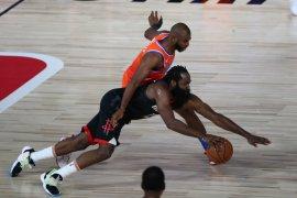 37 poin Harden memimpin Rockets atasi Thunder di Game pertama