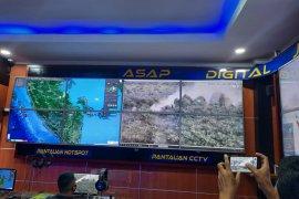 CCTV Asap Digital bantu percepat pemadaman karhutla
