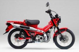 AHM hadirkan motor ikonik Treking CT125 yang lebih modern