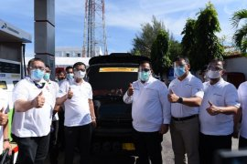 Pertamina: Program stiker BBM bersubsidi kurangi antrian di SPBU