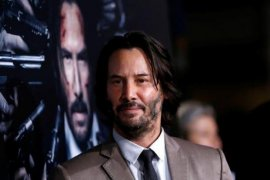 "Keanu Reeves dilirik untuk bintangi serial Marvel ""Moon Knight"""