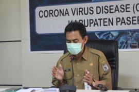 Pasien COVID-19 di Kabupaten Paser bertambah 10 orang