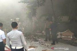 Basement SMA Negeri 1 Kota Bogor terbakar diduga akibat korsleting listrik