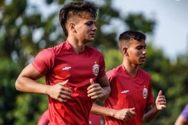 Dua pemain muda Brazil uji coba di Persija