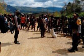 Polisi cegah perang tradisional antardistrik di Jayawijaya