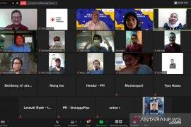 PMI sosialisasikan keselamatan jurnalis saat meliput di masa pandemi
