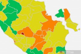 Lubuklinggau jadi zona merah COVID-19 Sumsel