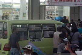 Jenazah COVID - 19 di RSUD Haulussy Ambon diambil paksa pihak keluarga