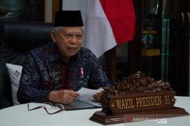 Ma'ruf Amin: Prangko gambarkan peristiwa bersejarah bangsa Indonesia