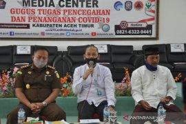 Sempat nihil, kasus COVID-19 kembali meningkat di Aceh Timur