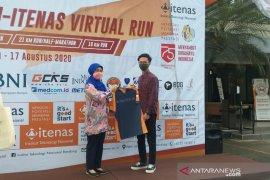 Lari virtual diprediksi jadi tren olahraga saat pandemi, kata Rektor Itenas