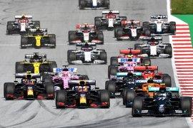 Statistik Grand Prix di Styria