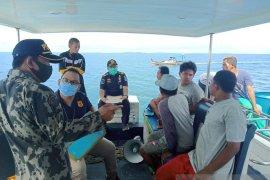 DKP Bangka Belitung bina 10 kapal nelayan tanpa dokumen