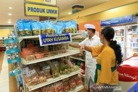 Bupati Klungkung imbau toko swalayan jual produk lokal