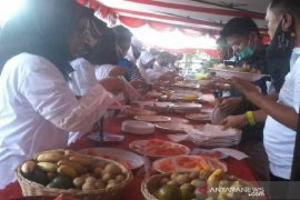 Wagub  ajak masyarakat Sulteng makan pangan lokal nonberas