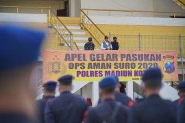 Polres-Pemkot Madiun pasang CCTV pantau keamanan kegiatan Suroan