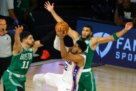Boston Celtics ungul 2-0 atas Sixers
