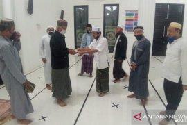 Momentum satu Hijriah, jamaah masjid Al Muhajirin berbagi
