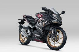 Diproduksi terbatas, Honda umumkan harga CBR250RR Garuda x Samurai