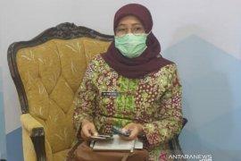 Tingkat kesembuhan kasus positif COVID-19 di Kota Bogor turun jadi 54,04 persen