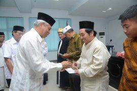 Imam dan guru mengaji di Ternate diberi insentif peringatan Tahun Baru Islam