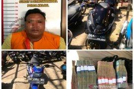 Polisi temukan Rp132 juta uang bisnis narkoba