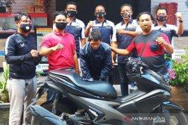 Satreskrim Polresta Banjarmasin ungkap kasus curanmor di parkiran Wong Solo