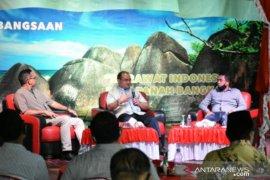 Dialog Kebangsaan TVRI bahas kiat merawat Indonesia dari tanah Bangka