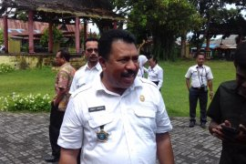 Sekkab Halmahera Utara meninggal positif COVID - 19