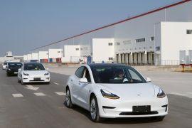 Tesla terlibat cekcok dengan e-commerce China