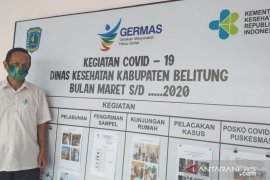 Dinkes Belitung ingatkan masyarakat patuhi prokes ketika berwisata