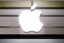 Nilai pasar saham Apple tembus 2 triliun dolar AS