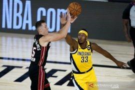 Miami  Heat gandakan keunggulan atas Pacers setelah menangi gim kedua