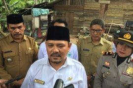 Bupati Aceh Besar minta tunda sementara penataan bantaran Krueng Aceh