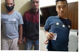 Polsek Binjai Timur tangkap tiga pemilik pil ekstasi