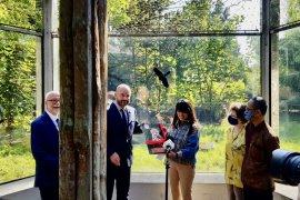 "Kelahiran ""Surya"" , bayi harimau sumatera jadi kado istimewa hubungan Indonesia-Polandia"