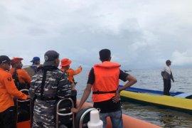 Basarnas : Pencarian korban speedboat Ternate-Ambon berlanjut