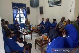 Jelang Pilkada, Kapolres Tapanuli Selatan kunjungi DPD PAN