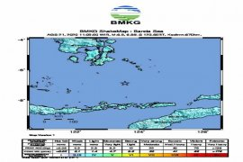 Banda diguncang gempa bumi magnitudo 5,3