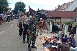 Tiga pilar Kecamatan Tanjung sosialisasikan Perbup penerapan protokol kesehatan