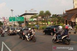 Ada 17.811 pelanggaran lalu lintas selama PSBB di Kabupaten Bogor