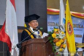 Universitas Lambung Mangkurat masuk klaster 2 perguruan tinggi terbaik di Indonesia