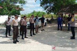 Polres Bangka Tengah gelar patroli COVID-19