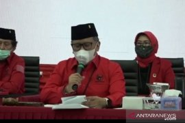 129 calon kepala daerah  ikuti Sekolah Partai PDI Perjuangan  secara vitual