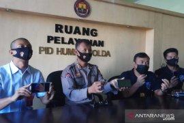 Sebanyak  46 pengedar narkoba masuk sel selama dua pekan Operasi Antik