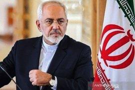 Menlu Iran Mohammad Javad Zarif berkunjung ke Indonesia